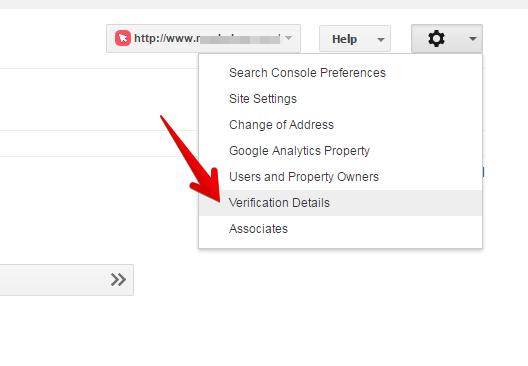 verifikasi google console