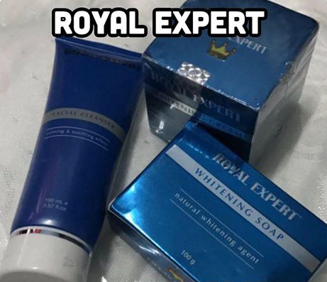royal expert white stokis