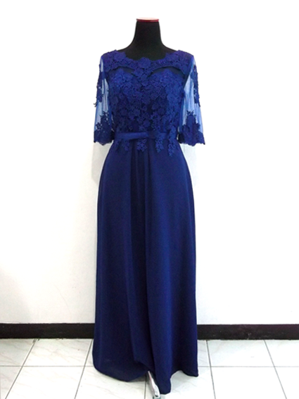 dress prom night jakarta