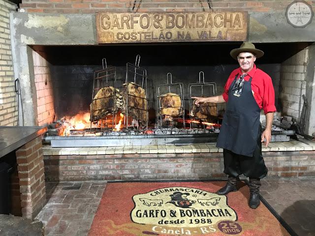 Restaurante Garfo e Bombacha