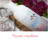 mousse micellaire
