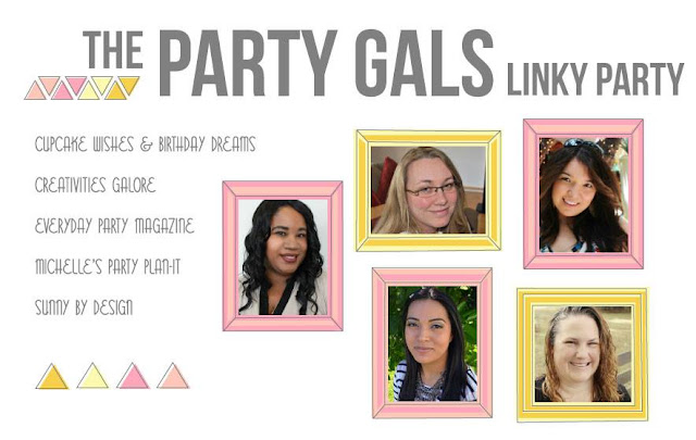Party Gals Linky Party