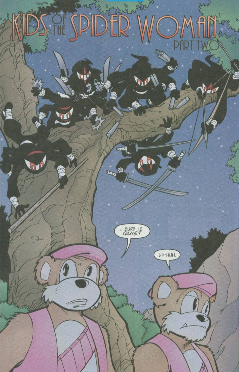 Read online Sonic The Hedgehog comic -  Issue #111 - 7