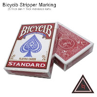 Jual Kartu bicycib Stripper marking