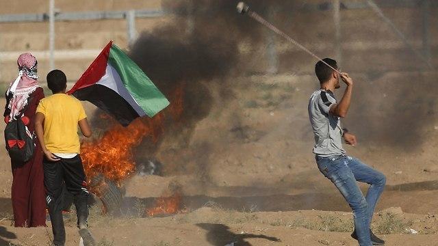Gáza-határ, pénteki zavargások: három arab halott, egy izraeli sebesült • Ismét gyerekeket küldtek a tűzvonalba