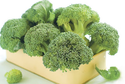 Broccoli belongs to group of low-calorie foods, and has numerous vitamins, minerals, and phytonutrients and plant fibers.