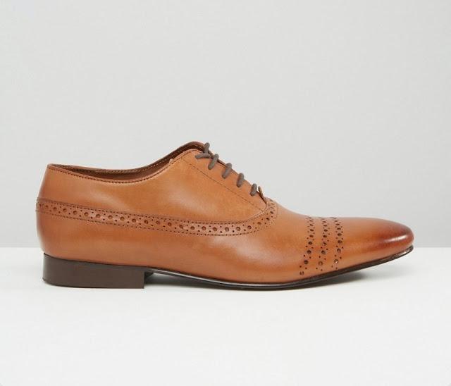 zapatos para hombre de cuero