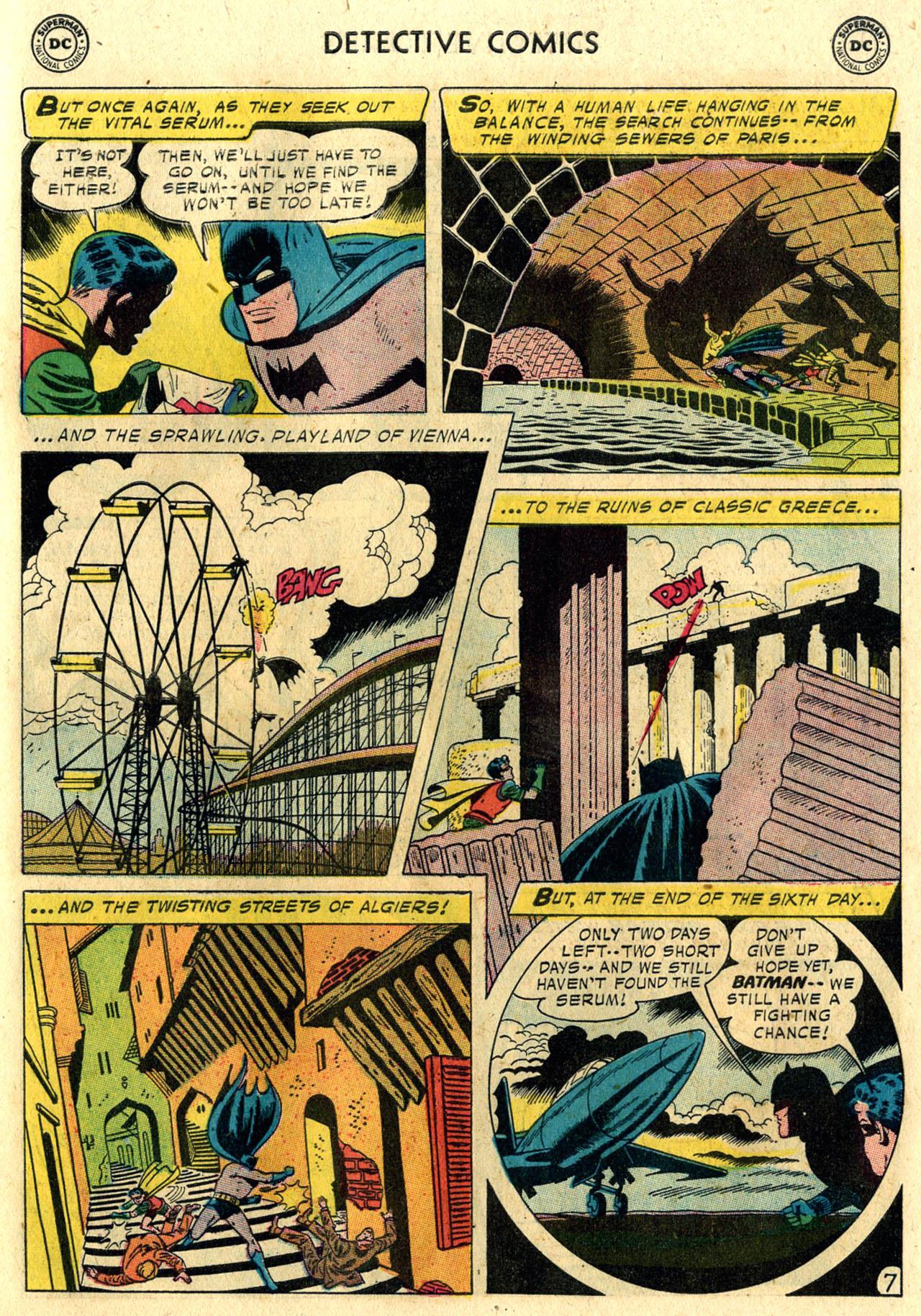 Read online Detective Comics (1937) comic -  Issue #248 - 9