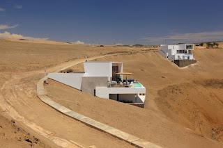 Casa de diseño en Perú