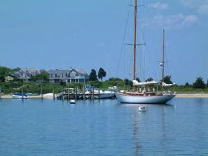 Martha's Vineyard in Massachusetts