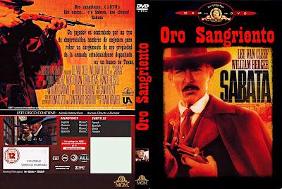 Oro Sangriento (1969) | Caratula - Cine clásico