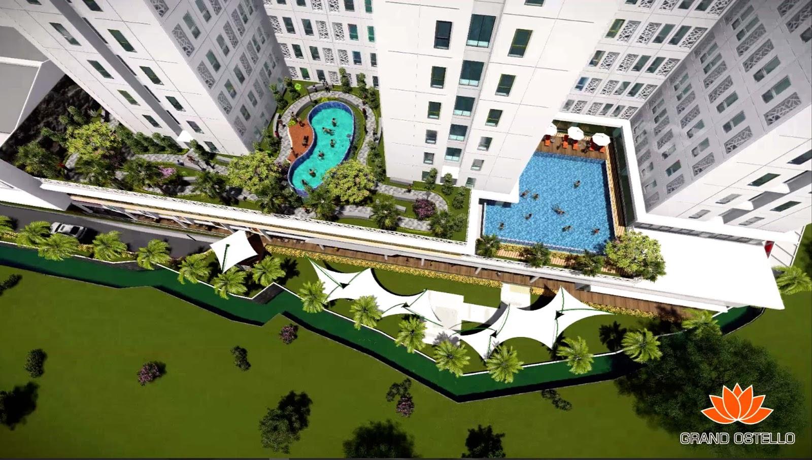 Investasi Menguntungkan Tahun 2017 di Grand Ostello Apartment Jatinangor Sumeda