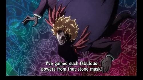 Anime Reviews: JoJo's Bizarre Adventure 2012 – Part I