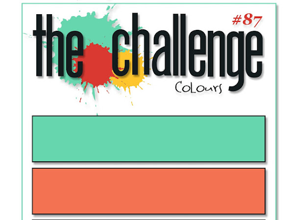 The Challenge #87- Colour Challenge