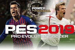 Pes 2019 Pro Evolution Soccer 3.0.0 Full Apk + Data for  Android Download