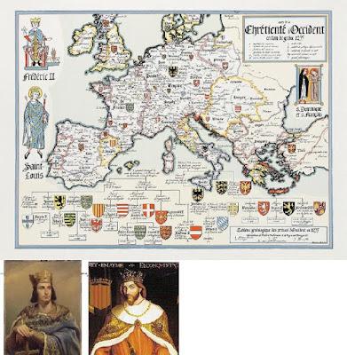 El mito de los Condes-Reyes es una de las muchas falacias en las que se sustenta el independentismo catalanista fundamentando la soberanía de Catalunya en el Tratado de Corbeil de 1258.