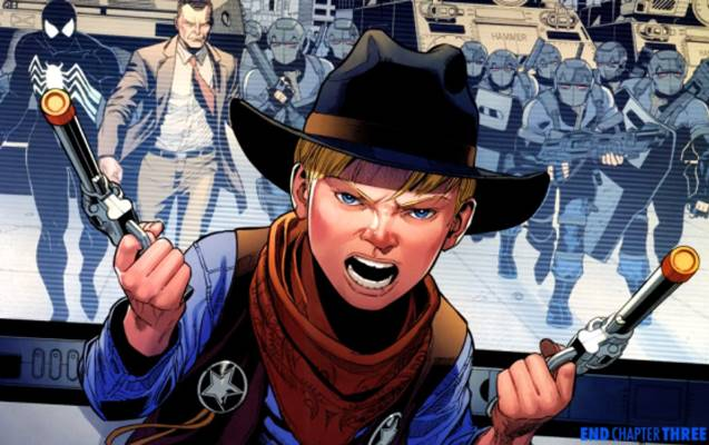 Kekuatan Franklin Richards, Mutant Level Omega dari Marvel Comics