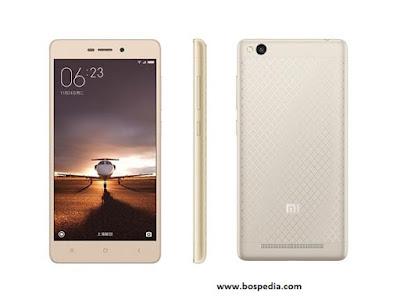 Harga dan Spesifikasi Xiaomi Redmi 3 Terbaru 2016