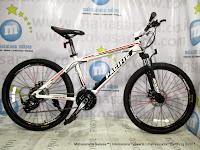 Sepeda Gunung Remaja Pacific Tranzline 300 Aloi 21 Speed 24 Inci