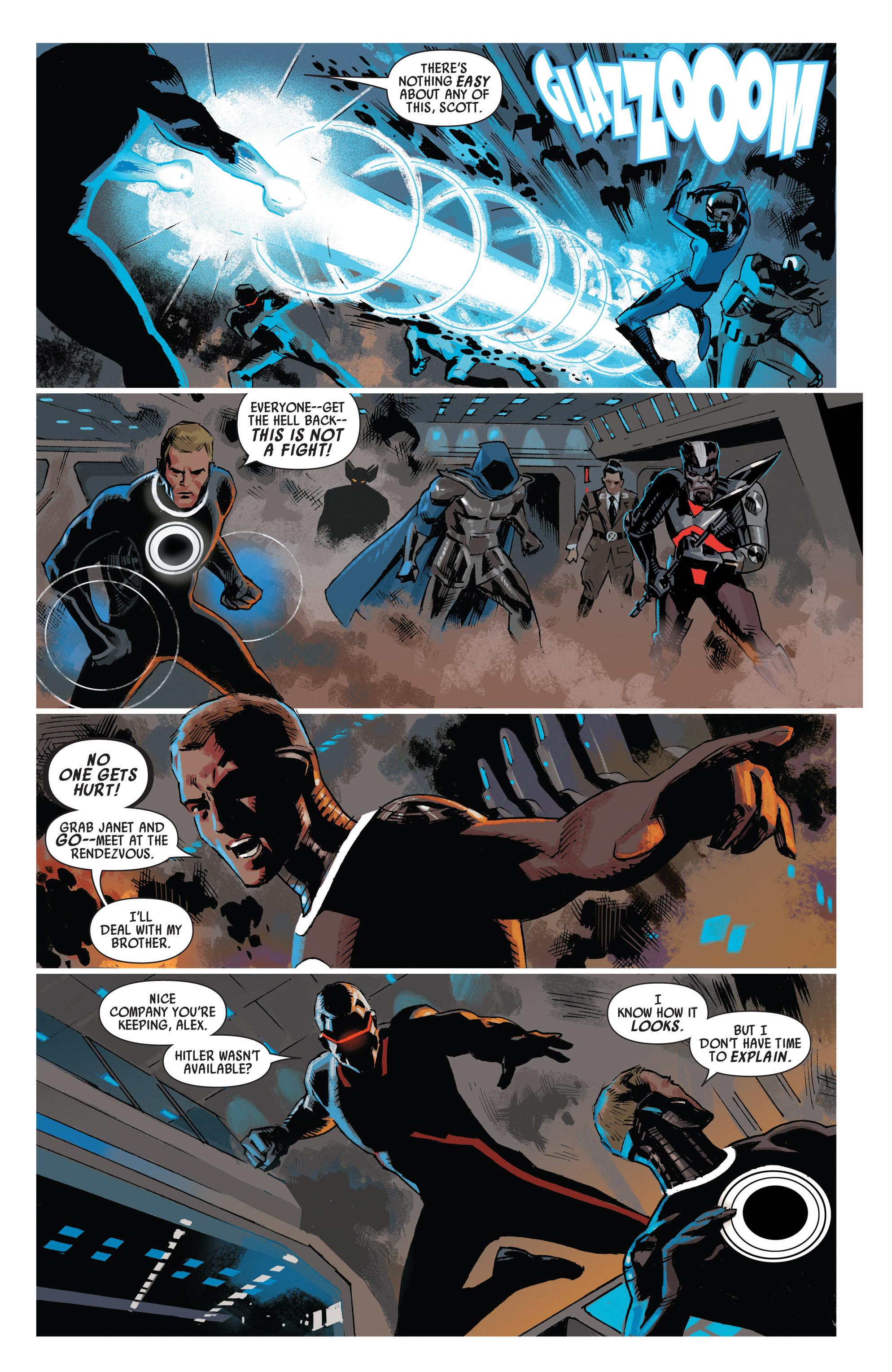 Read online Uncanny Avengers (2012) comic -  Issue #19 - 16