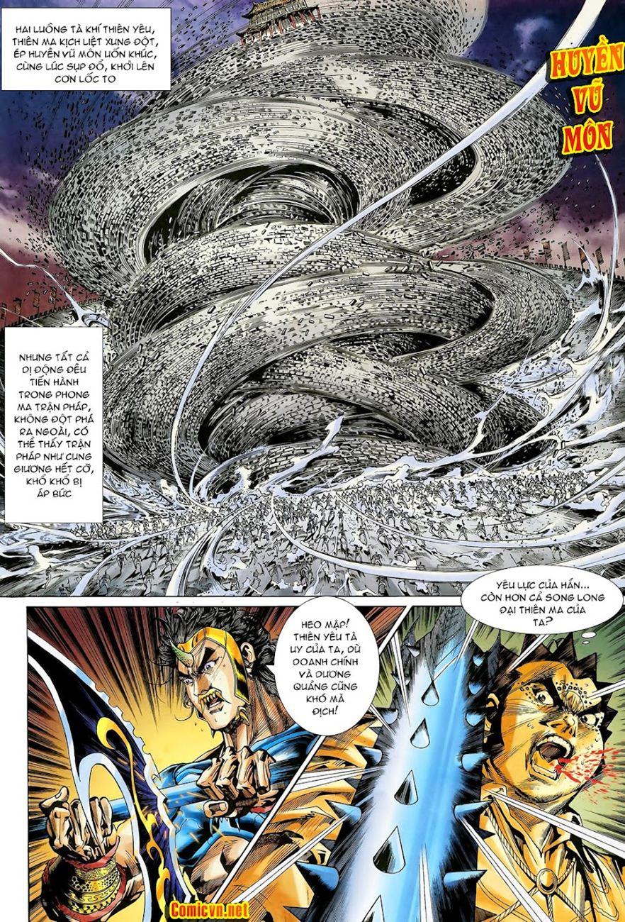 Đại Đường Uy Long chapter 82 trang 26