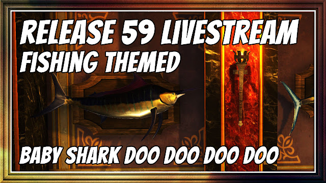 Shroud Of The Avatar R59 LIVESTREAM (Fishing Theme)