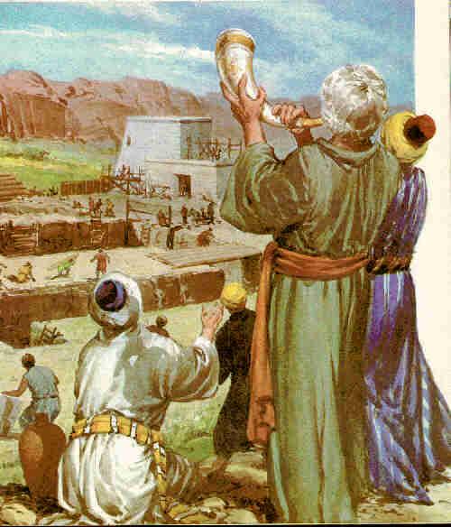 Resultado de imagem para reconstrução do templo de jerusalem