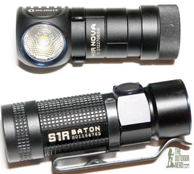 Olight S1R Baton - With H1R
