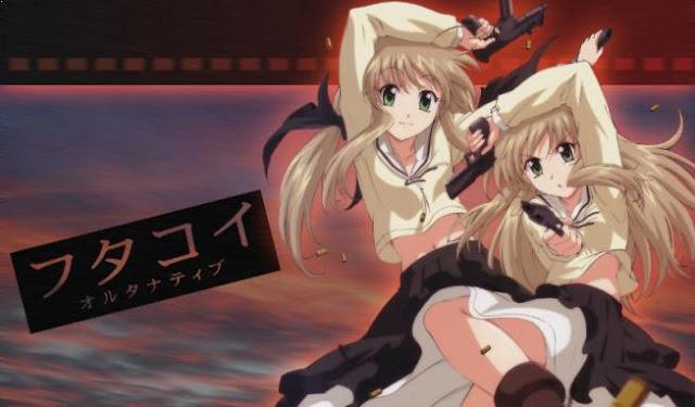 Futakoi Alternative - Daftar Rekomendasi Anime Buatan Studio Ufotable Terbaik