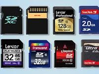 3 Cara Cepat Memperbaiki SD Card / Kartu SD Yang Rusak