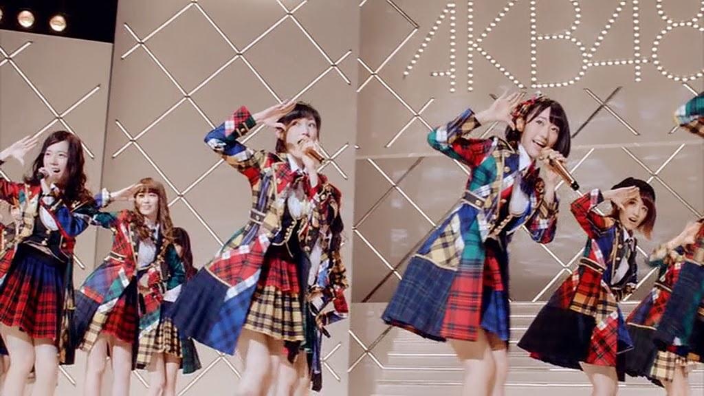 PV] AKB48-Kibouteki Refrain | DecaDroid8