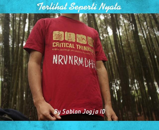Asal Usul Sejarah Kaos T-shirt