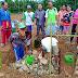 Anggota DPRD Kotabaru menghadiri Peletakan Batu Pertama Tempat Ibadah Umat Hindu