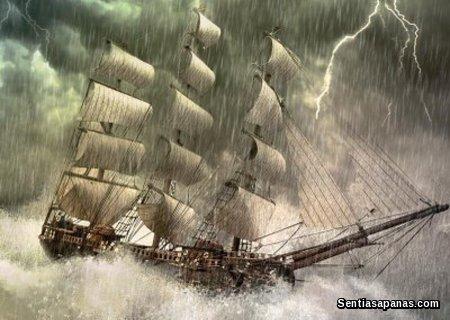 Lady Luvibund Ghost Ship