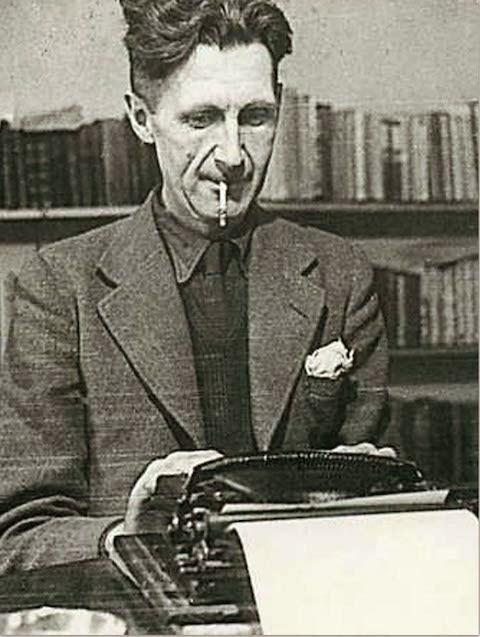 Image result for George Orwell blogspot.com