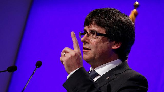 """Puigdemont sobre el discurso del Rey: """"Esperábamos un llamamiento al diálogo"""""""