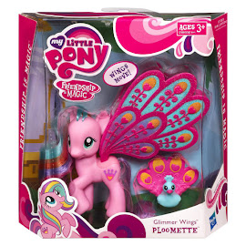 My Little Pony Glimmer Wings Ploomette Brushable Pony