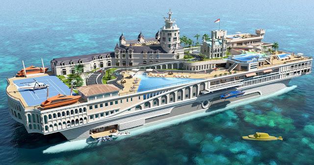 Yates de Lujo Viajes, del Mediterraneo hasta Cannes