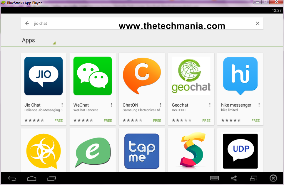Download Reliance Jio Chat For PC/Laptop Windows XP 7 8 8 1 10 And