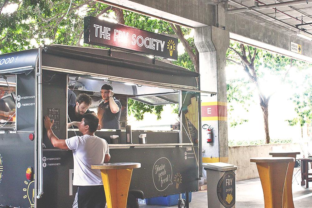 food truck fry society