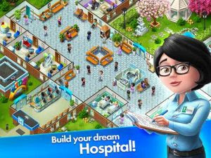 Game My Hospital Mod Apk Update Terbaru for Android Gratis 2017