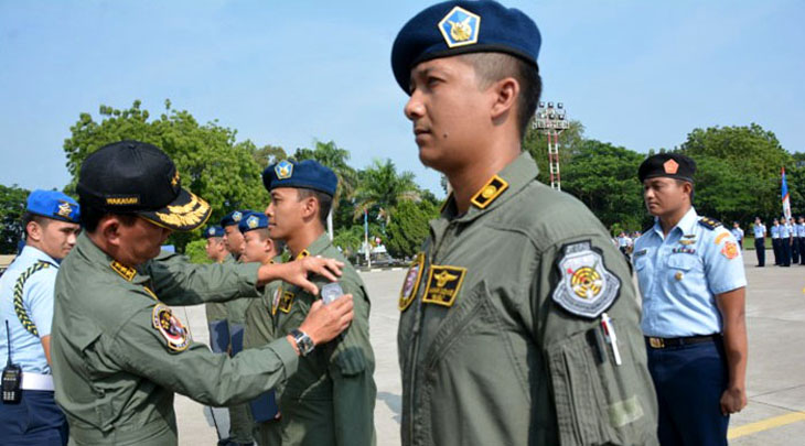 TNI AU Fighter Weapon Instructor (FWI)