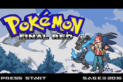 Pokemon Final Red