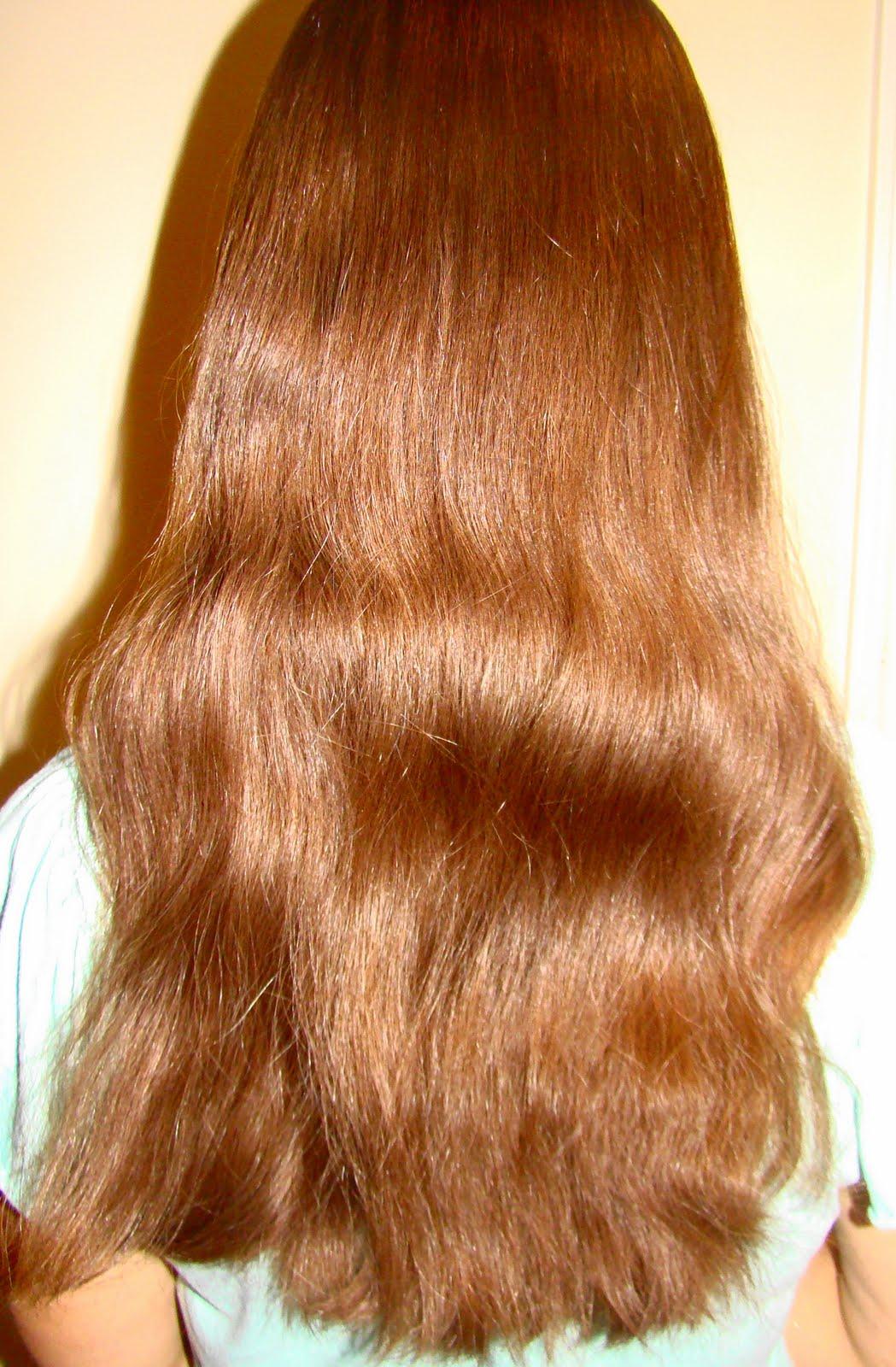My Secrets For Shiny Hair Rachael Pontillo