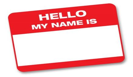 name tag graphic