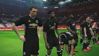 IDK PES 2017 Manchester United Leaked Away Kit Pack
