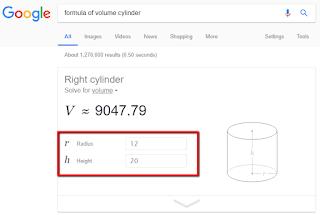 Cara Cari Rumus Matematika di Google
