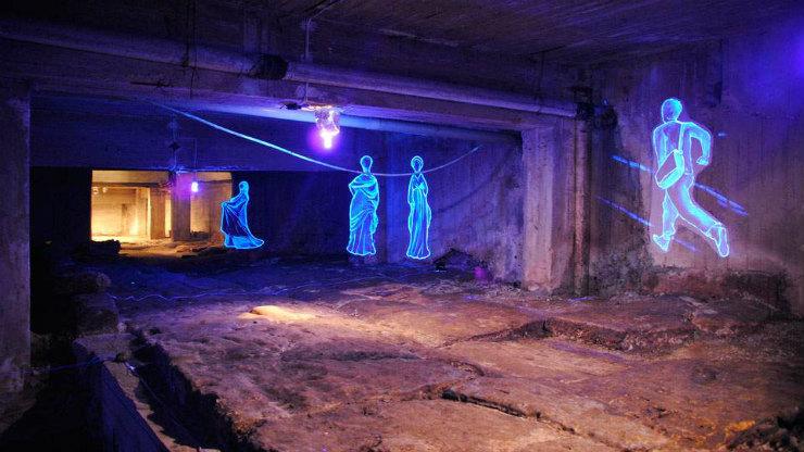 Αρχαία μνημεία στις «κρύπτες» των πόλεων