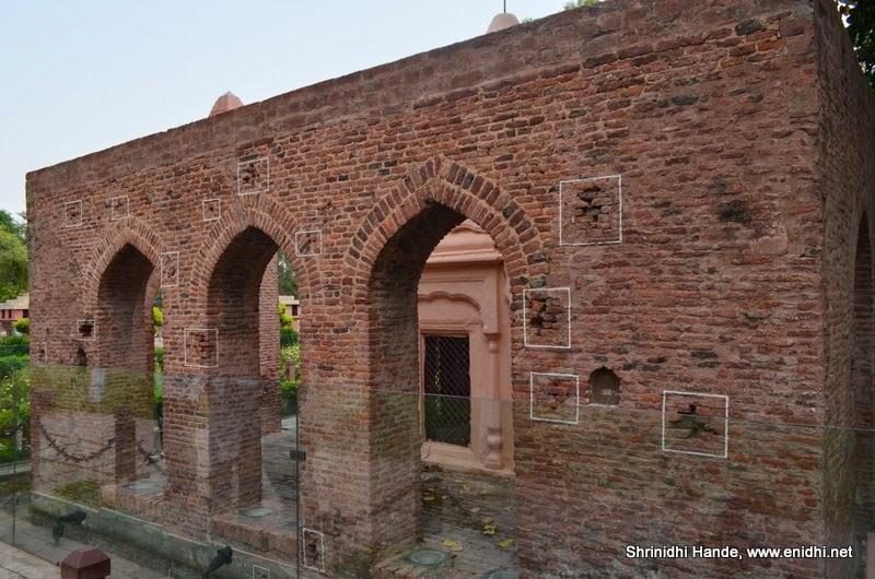 Jallianwala Bagh Memorial Amritsar Enidhi India Travel Blog
