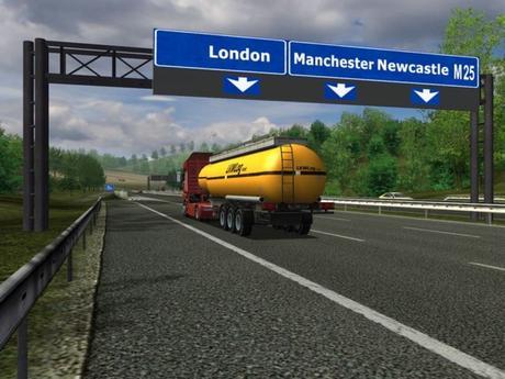 Euro Truck Simulator 1 Screenshot